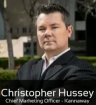 Christopher Hussey CMO of KannaWay